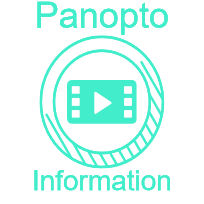 Information about Panopto